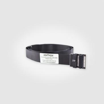 Ekstrūdera kabelis ar adaptoru (melns) M300