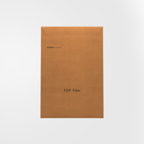 FEP filmas (4 gab.) (Zortrax Inkspire)